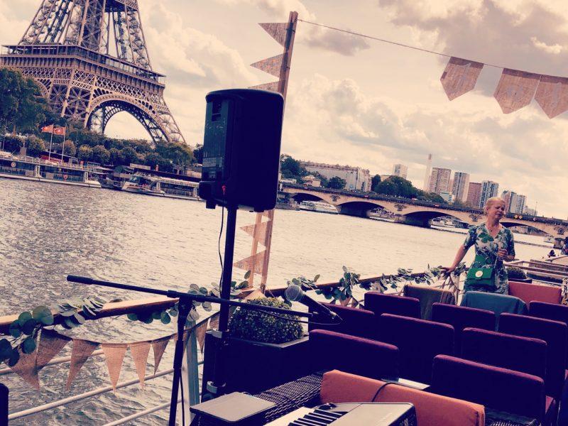 Mariage live paris