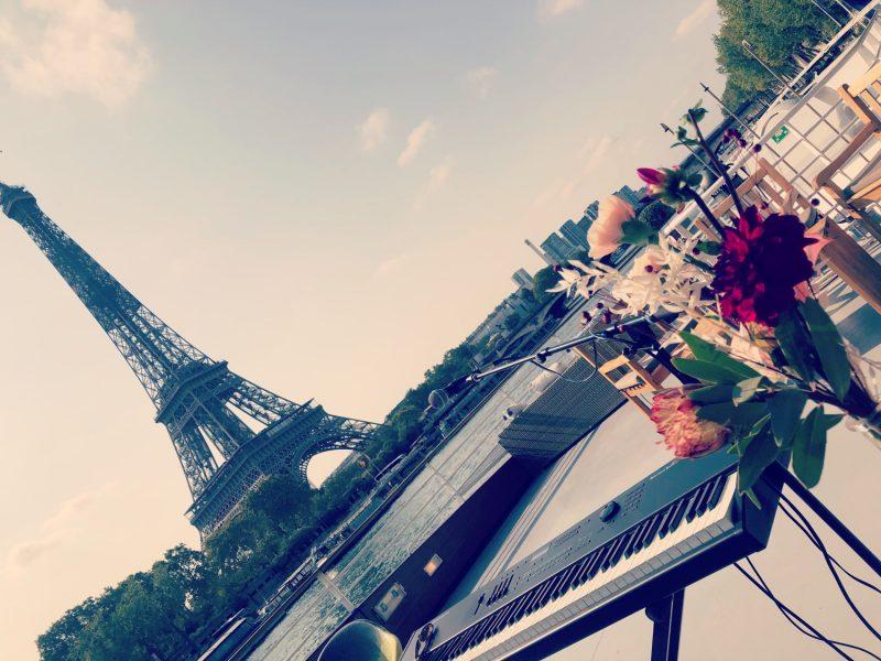 Live music paris