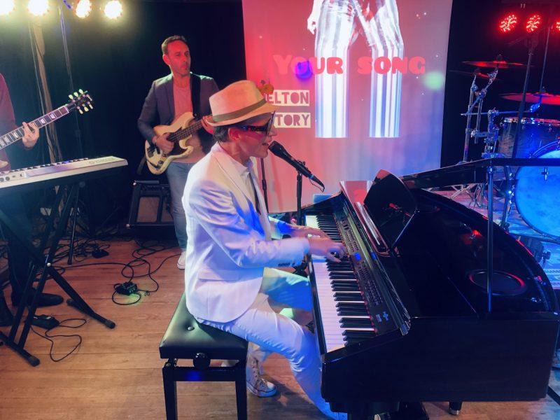 Hommage à Elton John tribute