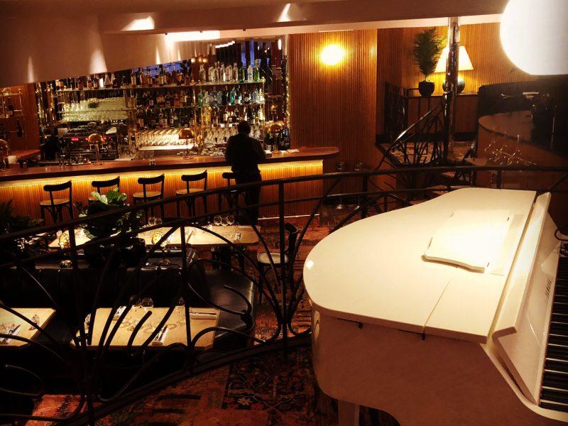 Piano bar paris