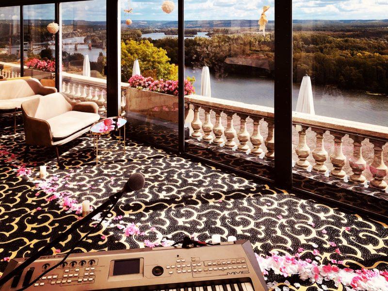 Piano live domaine de la corniche